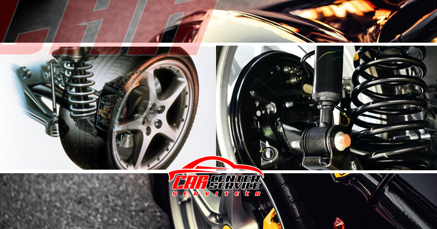 cambio de amortiguadores - amortiguadores bogota car center service