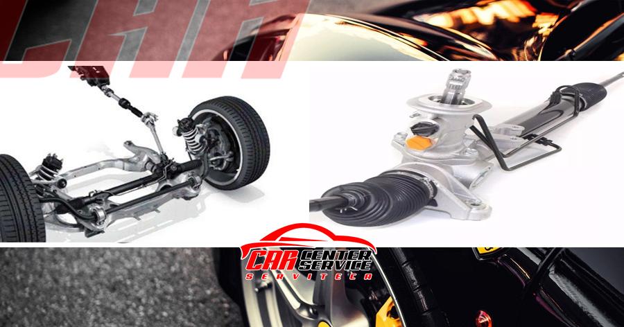 direccion hidraulica - amortiguadores bogota car center service
