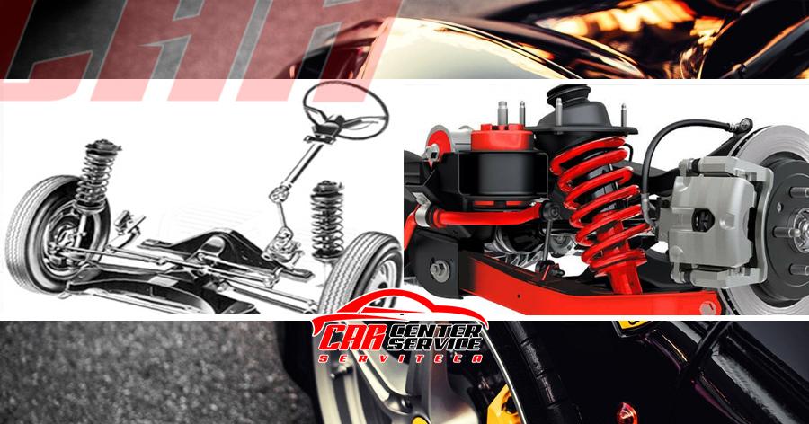 suspension y mantenimiento - amortiguadores bogota car center service