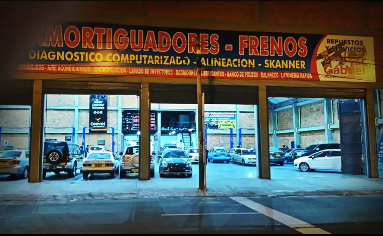 amortiguadores car center service