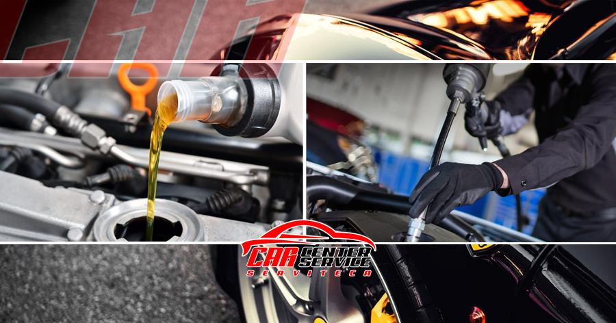 cambio de aceite car center service bogota